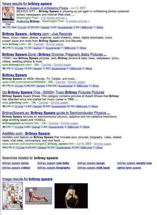 Time to Optimize for Google's new Universal Search